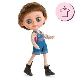 Outfit for Berjuán doll 32 cm - The Biggers - Endo Grimaldi dress