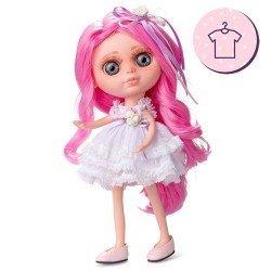 Berjuán doll Outfit 32 cm - The Biggers - Jimena Fernández dress