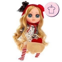 Outfit for Berjuan doll 32 cm - The Biggers - Marianela Weber dress