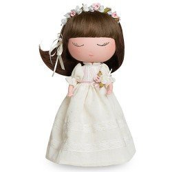 Berjuan doll 32 cm - Anekke - With Communion beige outfit