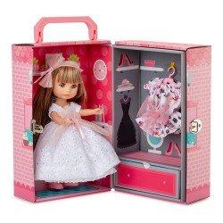 Berjuan doll 22 cm - Boutique dolls - Luci with communion set