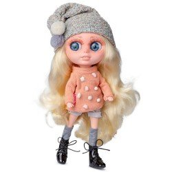 Berjuán doll 32 cm - The Biggers - Chrissy Collins