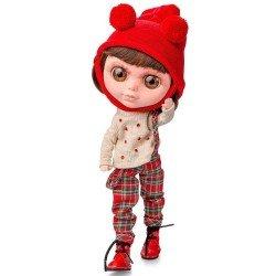 Berjuán doll 32 cm - The Biggers - Molly Doig