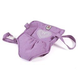 Baby doll carrier - Bayer Chic 2000 - Lilac