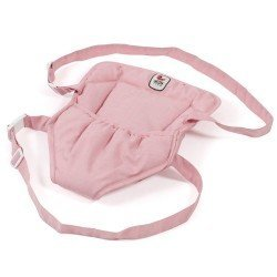 Baby doll carrier - Bayer Chic 2000 - Pink-grey