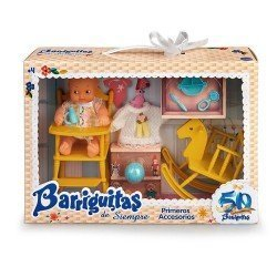Barriguitas de Siempre 15 cm - First Accessories Set