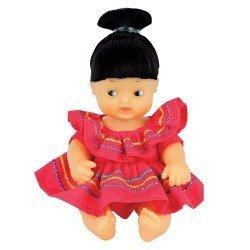 Barriguitas Classic doll 15 cm - Barriguitas of the World - Honduras