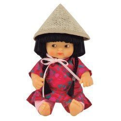 Barriguitas Classic doll 15 cm - Barriguitas of the World - Vietnam