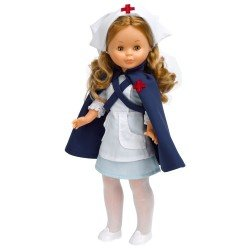 Nancy collection doll 41 cm - Nurse  / 2020 Reedition