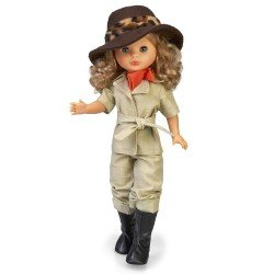 Nancy collection doll 41 cm - Kenia / 2021 Reedition