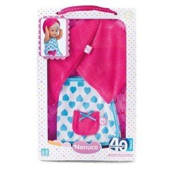 Nenuco doll Outfit 35 cm - Bathroom set