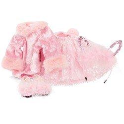 Götz doll Outfit 45-50 cm - Combo Miss Rabbit