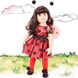 Muñeca Götz 50 cm - Hannah Ladybug