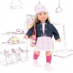 Götz doll 46 cm - Precious Day Jessica color