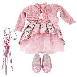 Götz doll Outfit 45-50 cm - Combo Brocade Dreams