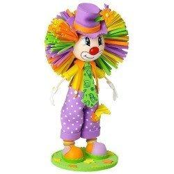 Fofucha assembly kit - Clown