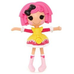 Lalaloopsy doll 12 cm - Mini Lalaloopsy Silly Singers - Crumbs Sugar Cookie