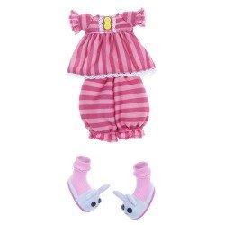 Lalaloopsy - Pijama rosa Rayas