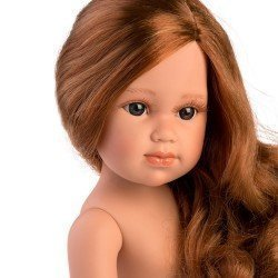Llorens doll 42 cm - Abril multipositionable without clothes