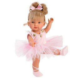 Llorens doll 28 cm - Valeria Ballet