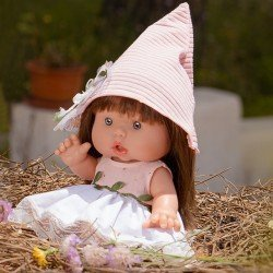 Marina & Pau doll 26 cm - Nenotes Elves - Odette