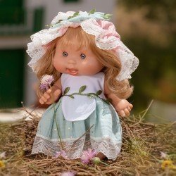 Marina & Pau doll 26 cm - Nenotes Elves - Olivia
