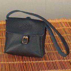 Mariquita Pérez doll Complements 50 cm - Schoolbag Blue