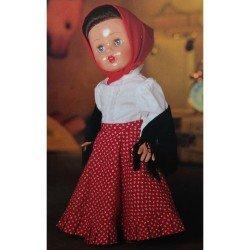 Mariquita Pérez Doll 50 cm - Madrileña