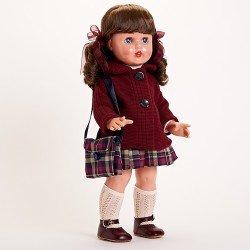 Mariquita Pérez Doll 50 cm - Schoolgirl bourdeos