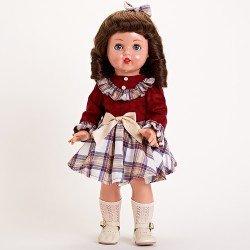 Mariquita Pérez Doll 50 cm - Squared bourdeos outfit