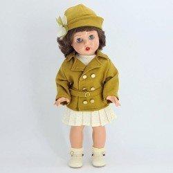 Mariquita Pérez doll 50 cm - With ocher outfit