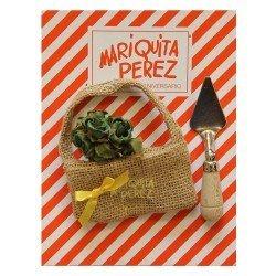 Complements for Mariquita Pérez doll 50 cm - Gardener set