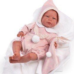 Así doll 46 cm - Manuela Reborn doll