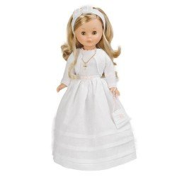 Nancy collection doll 41 cm - Communion blonde