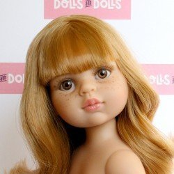 Paola Reina doll 32 cm - Las Amigas - Brigitte without clothes
