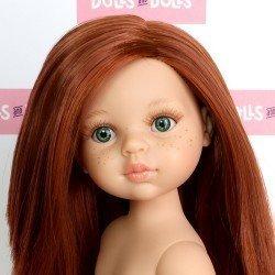 Paola Reina doll 32 cm - Las Amigas - Erika without clothes