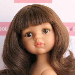 Paola Reina doll 32 cm - Las Amigas - Virginia without clothes