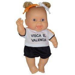 Peque Valencia niña