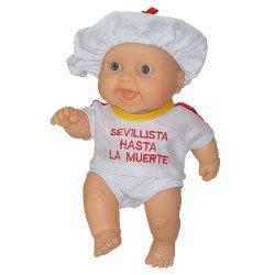 Peque Sevilla niño