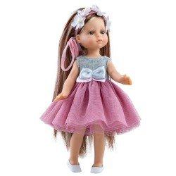 Paola Reina doll 21 cm - Las Miniamigas - Judith