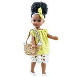 Paola Reina doll 21 cm - Las Miniamigas - Noah