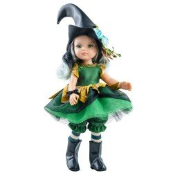 Paola Reina doll 32 cm - Las Amigas - Abigail witch