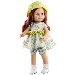 Paola Reina doll 45 cm - Soy tú - Becca with kittens outfit