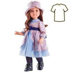 Outfit for Paola Reina doll 60 cm - Las Reinas - Dress Lidia