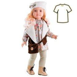 Outfit for Paola Reina doll 60 cm - Las Reinas - Dress Marta