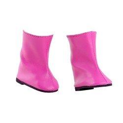 Paola Reina doll Complements 32 cm - Las Amigas - Fuschia boots