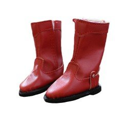 Paola Reina doll Complements 32 cm - Las Amigas - Red boots
