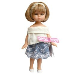 Paola Reina doll 21 cm - Las Miniamigas - Martina