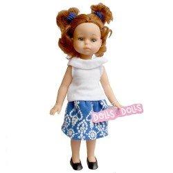 Paola Reina doll 21 cm - Las Miniamigas - Triana