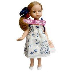 Paola Reina doll 21 cm - Las Miniamigas - Valeria